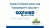 NCSAM Webcast: Today's Predictions for Tomorrow's Security