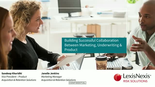 Building Successful Collaboration Between Insurance Marketing & Underwriting