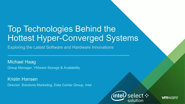 Top 2 Technologies Behind the Hottest Hyper-Converged Infrastructure Solutions