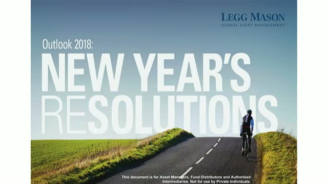 Outlook 2018: New Year's Resolutions