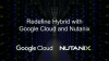 Redefine Hybrid with Google Cloud and Nutanix