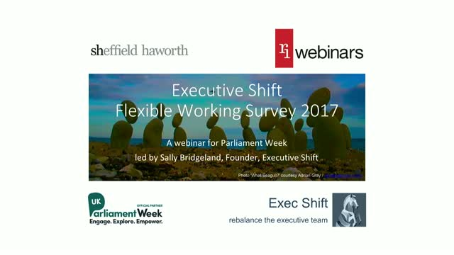 Executive Shift annual survey 2017 - State of the Nation.