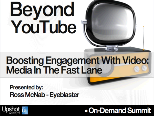 Boosting Engagement With Video: Media In The Fast Lane