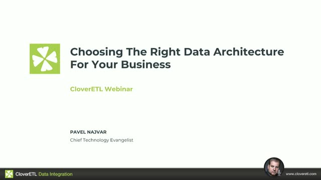 Choosing The Right Data Architecture For Your Business