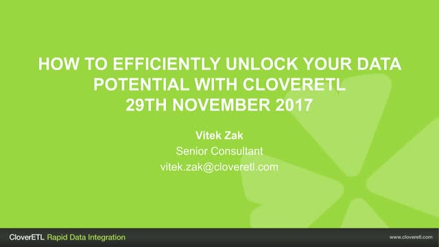 How to Efficiently Unlock Your Data Potential