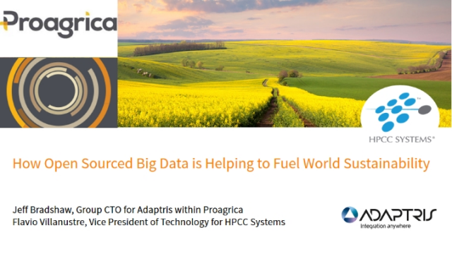 How Open Sourced Big Data is Helping to Fuel World Sustainability