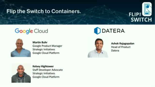 The Breakthrough of Container Adoption & Persistent Storage in the Cloud