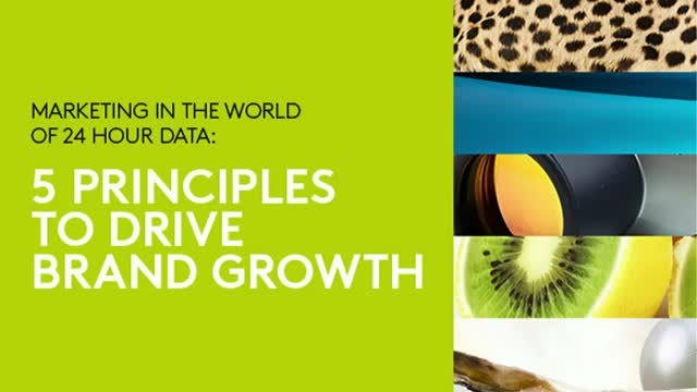 Marketing in the world of 24 hour data | EMEA