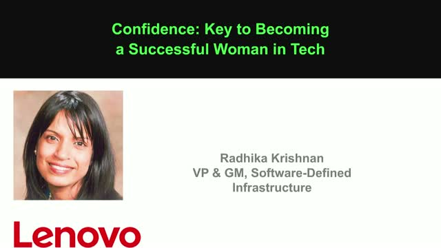 Exuding Confidence: Keys to Becoming a Successful Woman in Tech