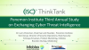 Exchanging Cyber Threat Intelligence: There has to be a better way