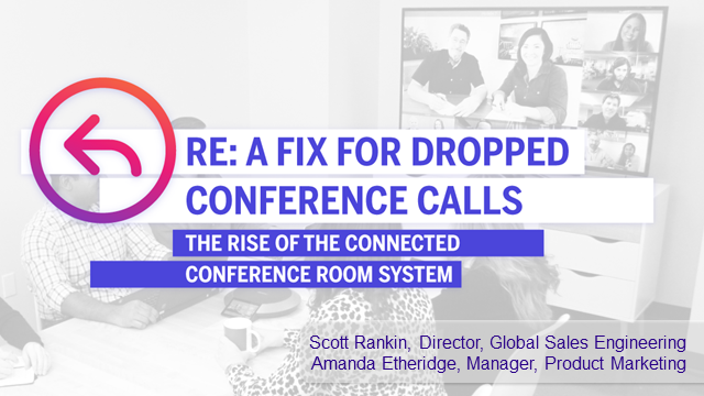 RE: A Fix for Dropped Conference Calls