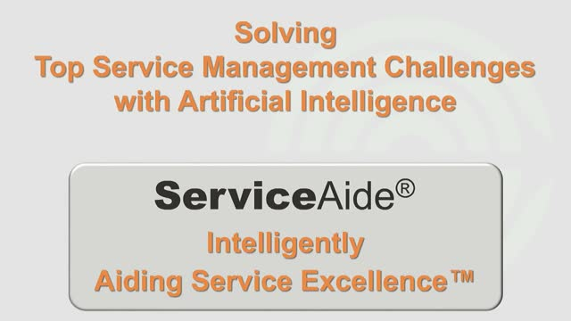 Learn how AI will help you Conquer the Top 5 IT Service Hurdles