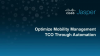 Optimize Mobility TCO with Automation