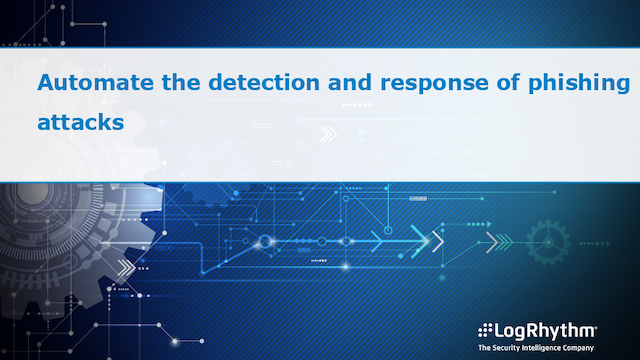 Automate the detection and response of phishing attacks