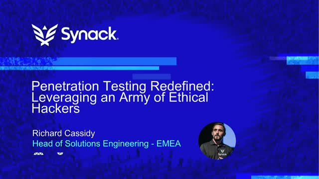 Penetration Testing Redefined: Leveraging an Army of Ethical Hackers