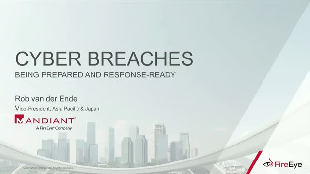 Are APAC organisations response-ready to a data breach?