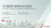 It's Time to Build Your Breach Response Plan