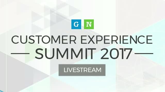 CX Summit Livestream
