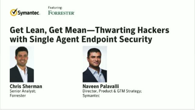 Preventing Hackers with Single Agent Endpoint Security