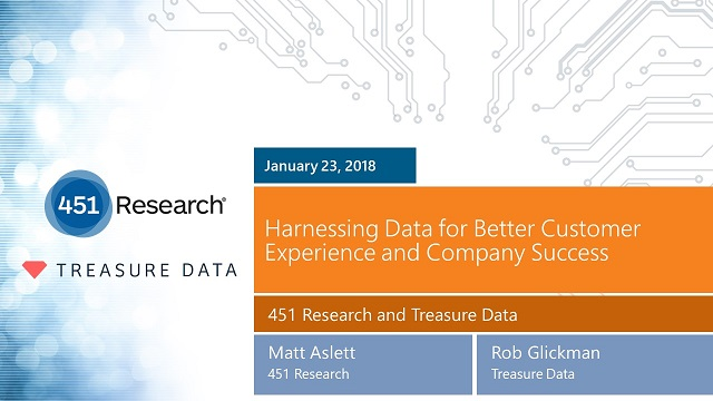 Harnessing Data for Better Customer Experience and Company Success