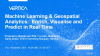 Machine Learning & Geolocation data analytics:  Enrich, Visualise and Predict
