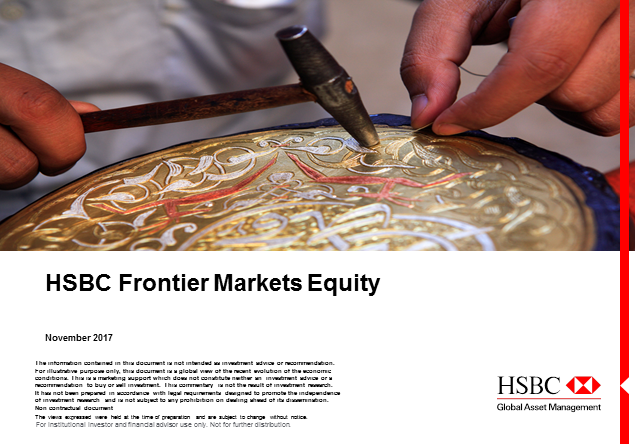 Frontier Markets: Finding the growth potential