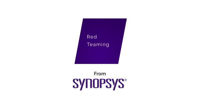 Red Teaming from Synopsys