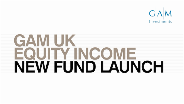 Equity Income - New Fund Launch
