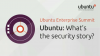 Ubuntu: What's the security story?