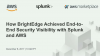 How BrightEdge Achieves End-to-End Security Visibility with Splunk and AWS