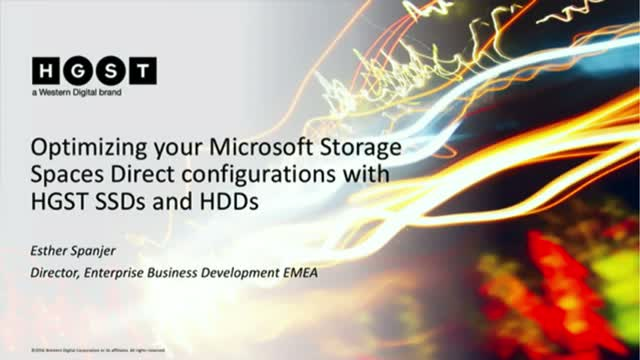 Optimizing Microsoft Storage Spaces Direct configurations with SSDs and HDDs