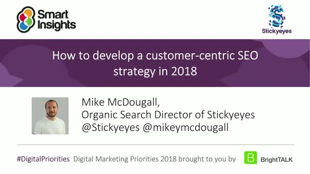 How to develop a customer-centric SEO strategy in 2018