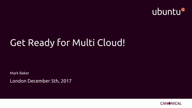 Get ready For Multi-Cloud!