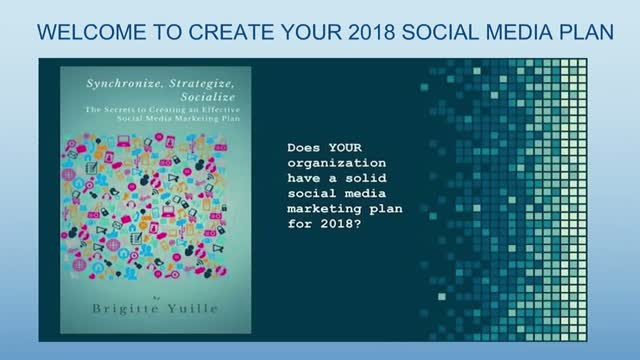 Create Your 2018 Social Media Plan