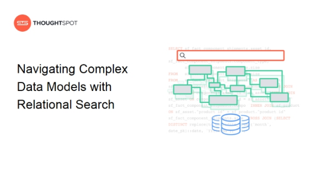 Navigating Complex Data Models with Relational Search