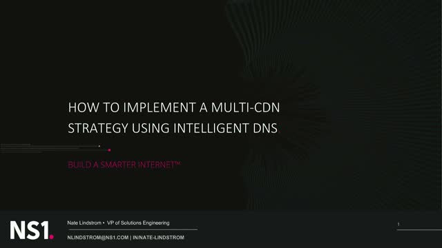 3 Steps to Optimizing Application Performance with Multi-CDN