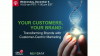 Your Customers, Your Brand: Transforming Brands with Customer-Centric Marketing