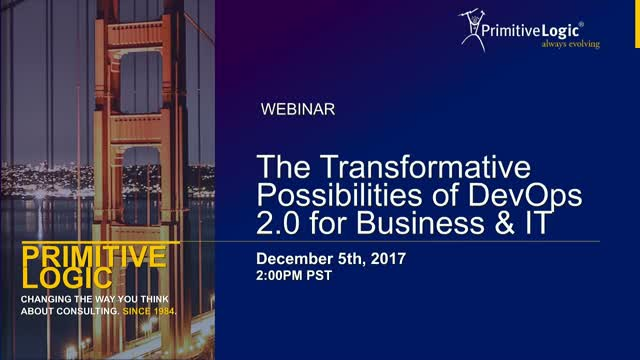 The Transformative Possibilities of DevOps 2.0 for Both IT and Business