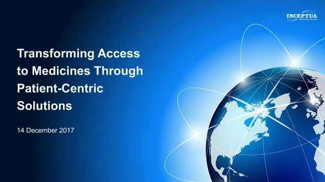 Transforming Access to Medicines Through Patient-Centric Solutions