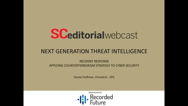 Next-Generation Threat Intelligence