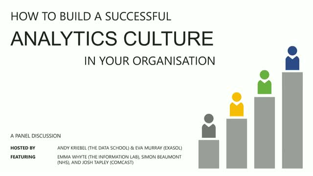 How to build a successful analytics culture in your organisation