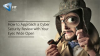How to Approach a Cyber Security Review with Your Eyes Wide Open