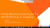 Using Machine Learning to Flip the 80/20 Rule in Analytics