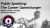 Public Speaking: The Career Game-changer