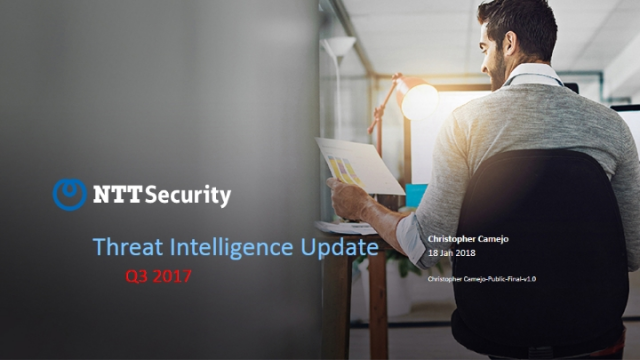 Key Insights from NTT Security's Threat Intelligence Report