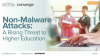 Non-Malware Attacks - The Rising Threat to Higher Education