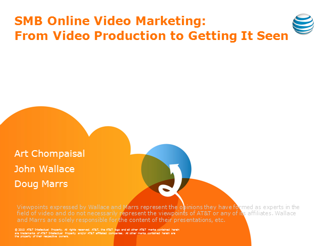 SMB Online Video Marketing