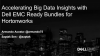 Accelerating Big Data Insights with Dell EMC & Hortonworks
