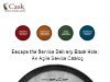 Escape the Service Delivery Black Hole: An Agile Service Catalog