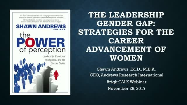 The Leadership Gender Gap: Strategies for the Career Advancement of Women
